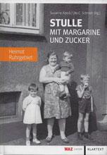 Stulle mit Margarine und Zucker. Heimat Ruhrgebiet